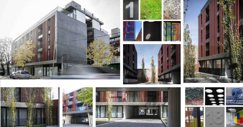 Segundo Premio Capba 2016 Arquitectura Construida